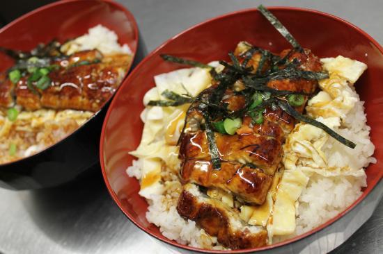суши с угрем рецепт