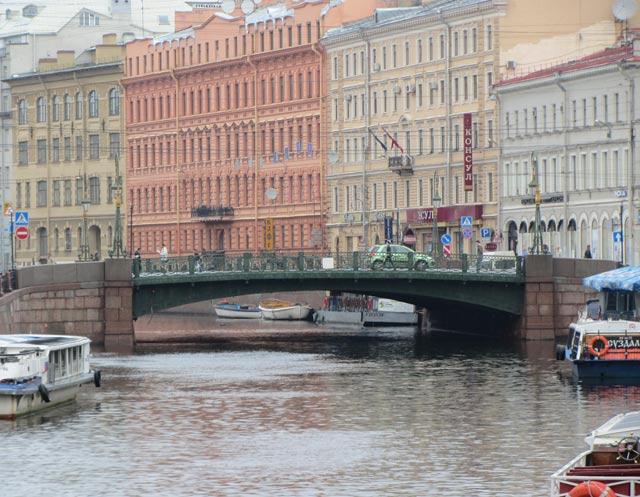 """""""Зеленый мост"""""""