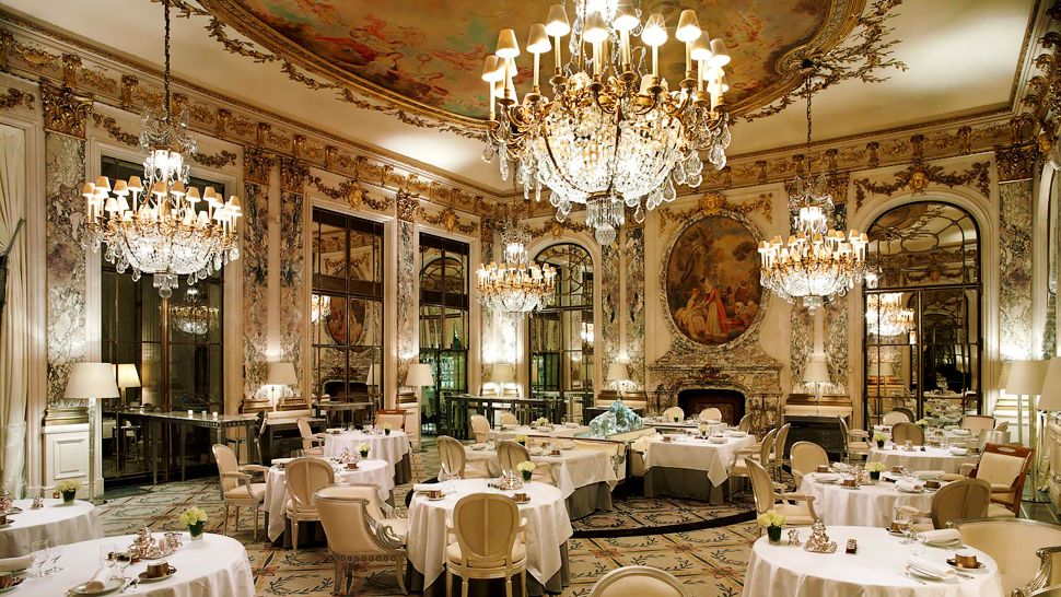 10 самых дорогих ресторанов мира