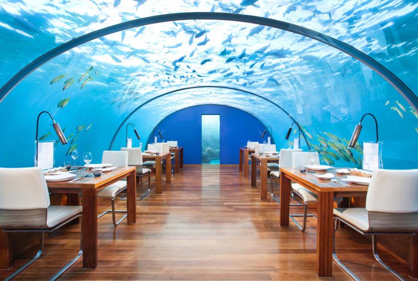 5 самых дорогих ресторанов в мире
