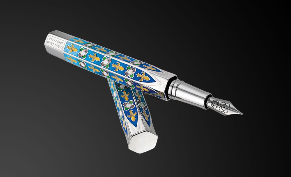 самая дорогая ручка в мире цена