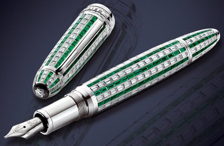 самая дорогая перьевая ручка в мир