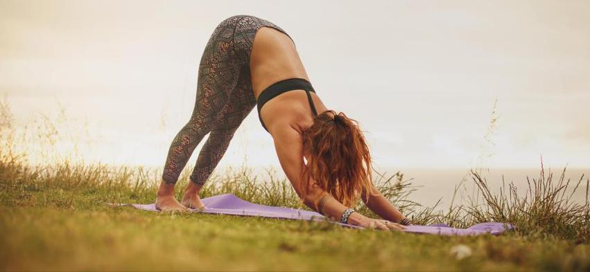 йога для начинающих от боли в спине