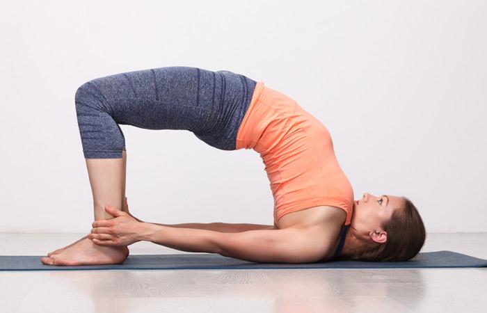 йога избавление от боли в спине