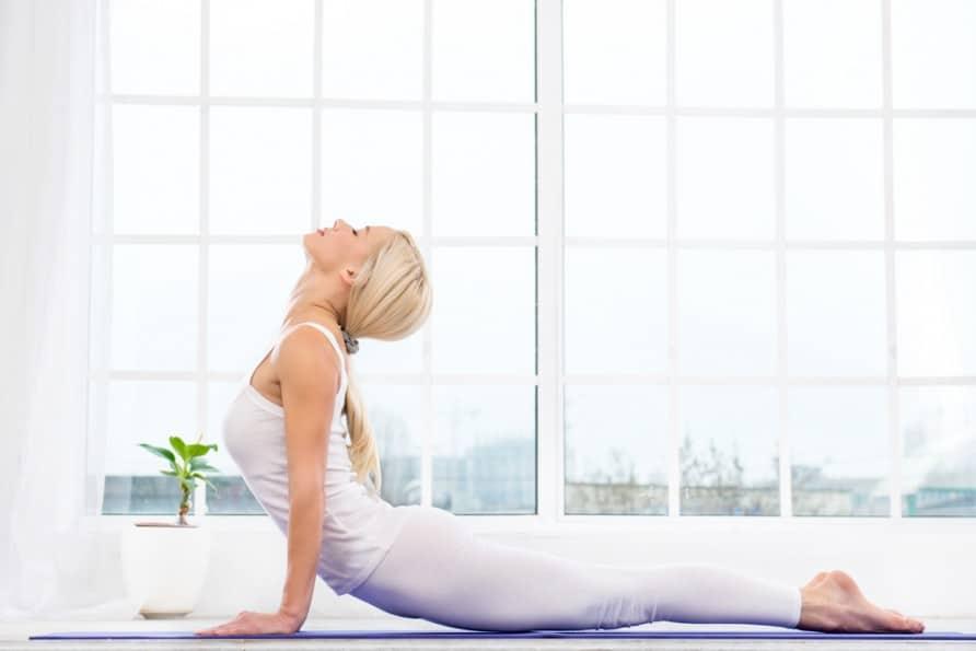 йога от болей в спине 30 минут