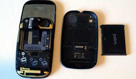 чистка смартфона