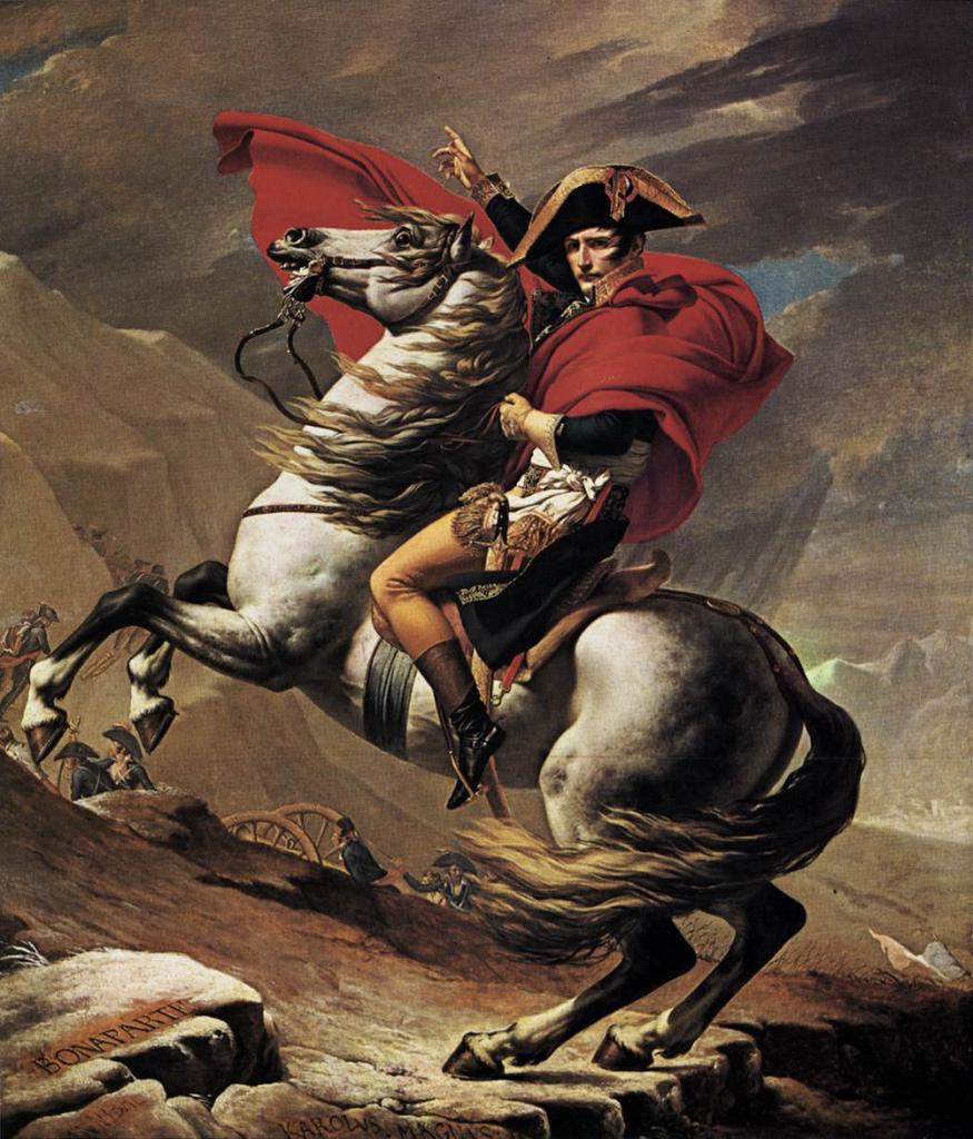 Наполеон Бонопарт