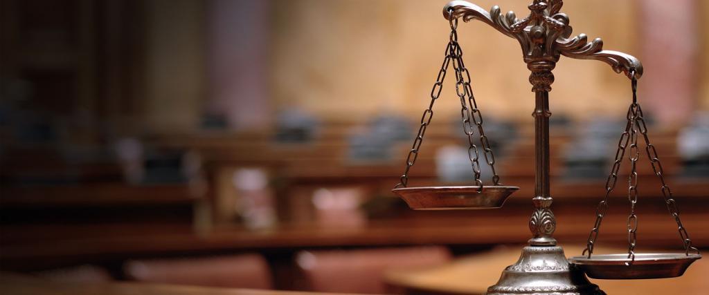 Слушание в суде