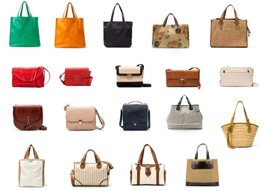 модели женских сумок