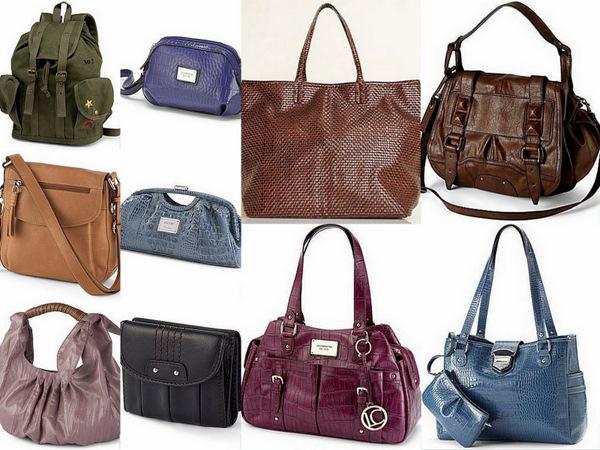 модели женских сумок фото