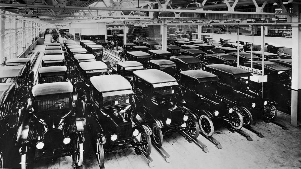 Фордовское производство