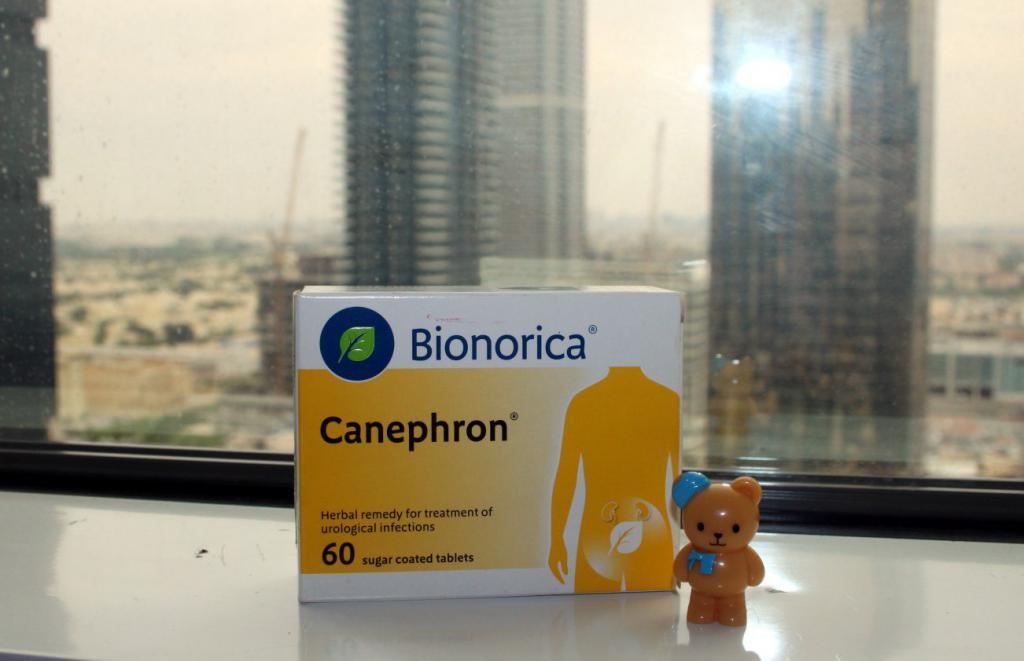 Канефрон таблетки