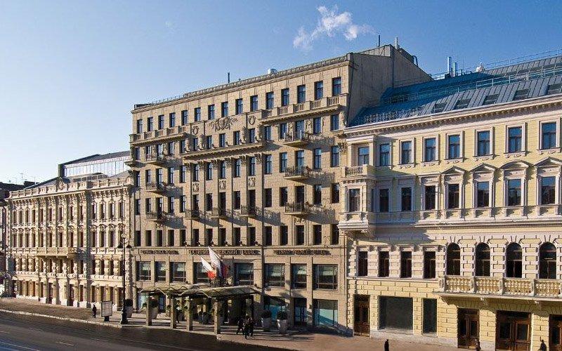 Отель Коринтия