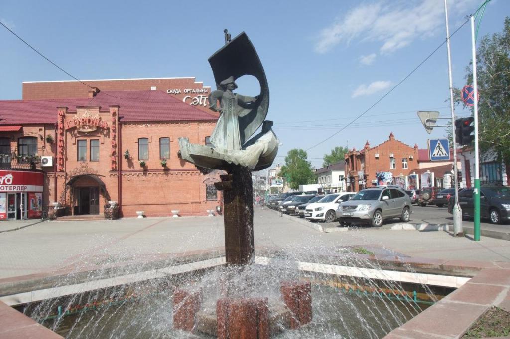 памятник лихареву в усть каменогорске