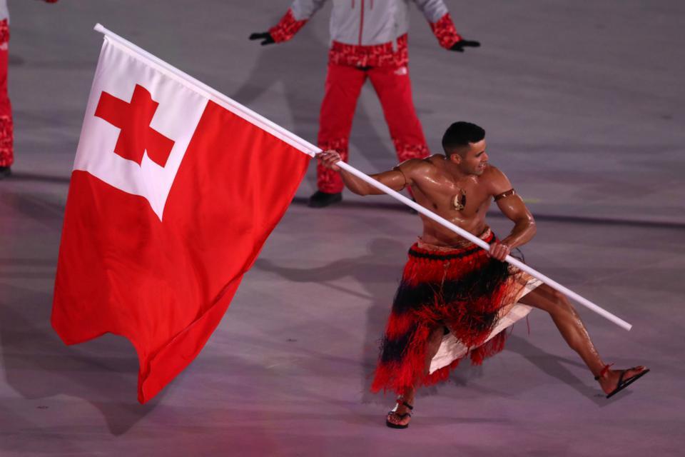 Флаг Тонги