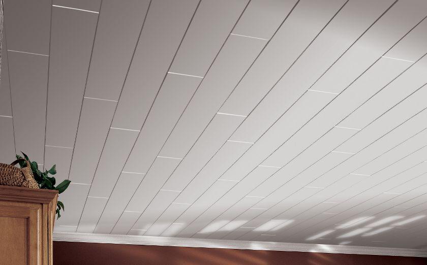 размер панелей мдф для потолка