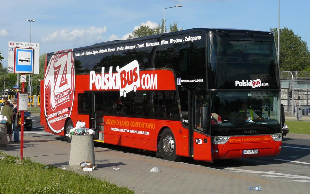 Автобус Варшава