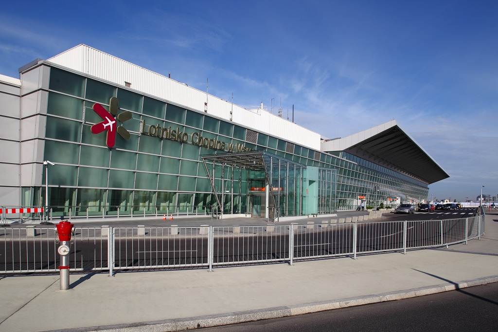 Аэропорт Шопена