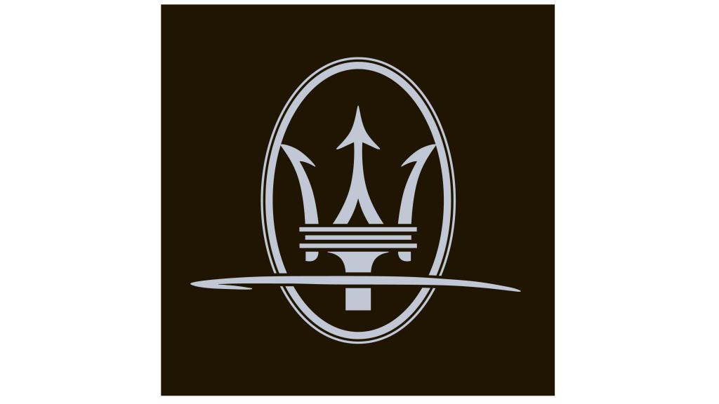 Эмблема Мазерати