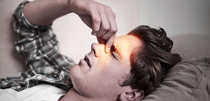 опухоль пазух носа