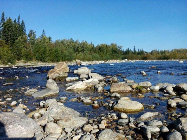шивера реки