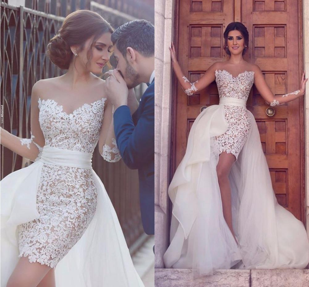 удлинить платье свадебное