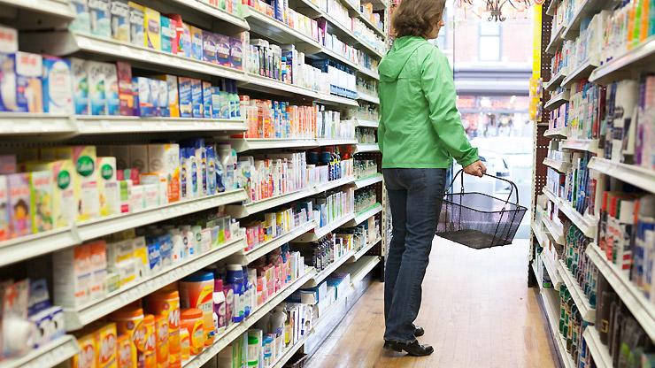 поведение покупателя в магазине
