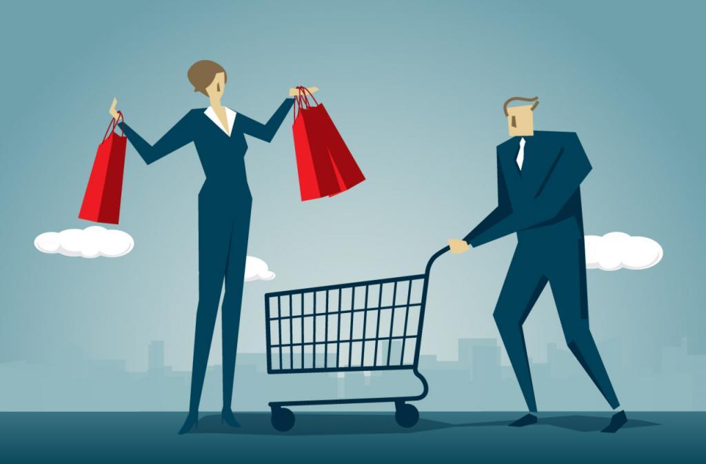 выбор потребителей