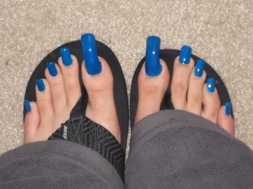 сонник длинные ногти на ногах у себя