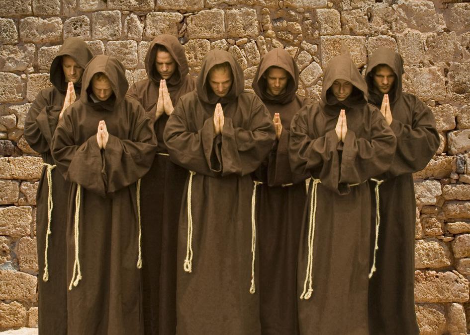 Монахи-капуцины
