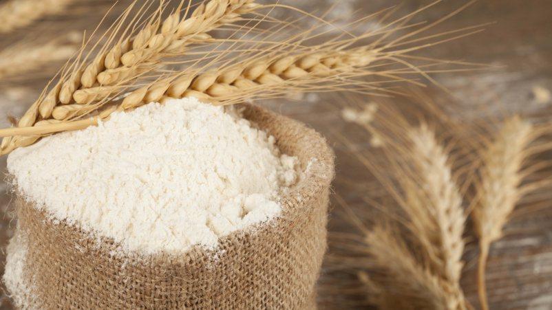 пшеничный крахмал