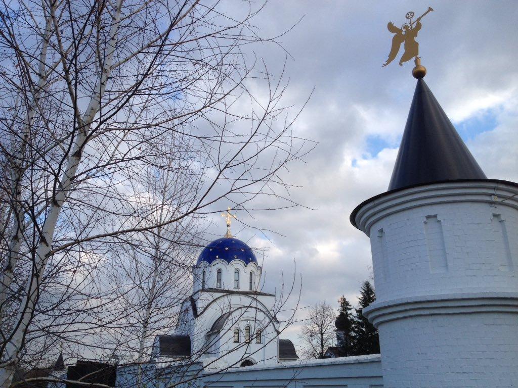 подворье монастыря в Краснодаре Всецарицы