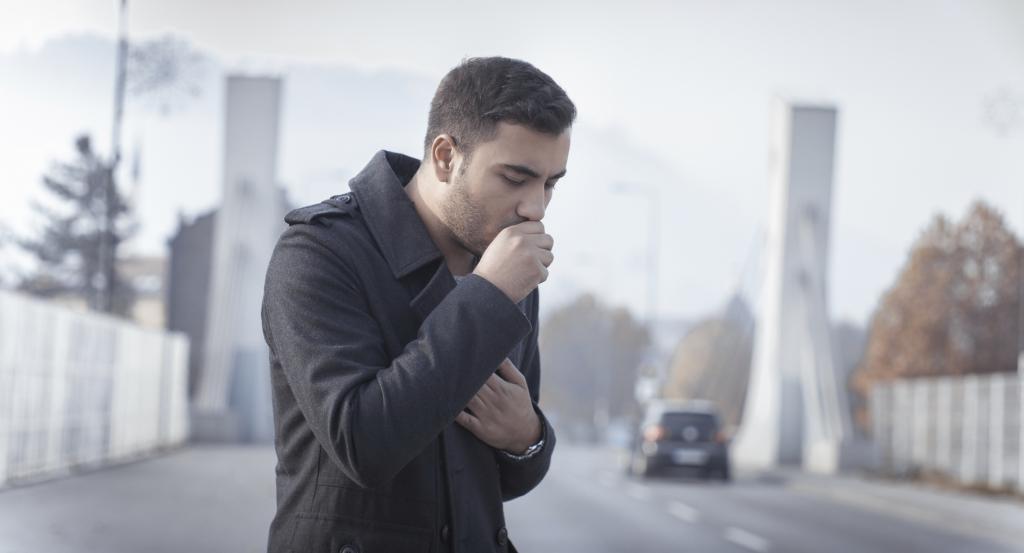 боли в районе сердца при кашле