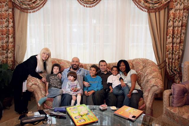 муж, дети и внуки Маргариты
