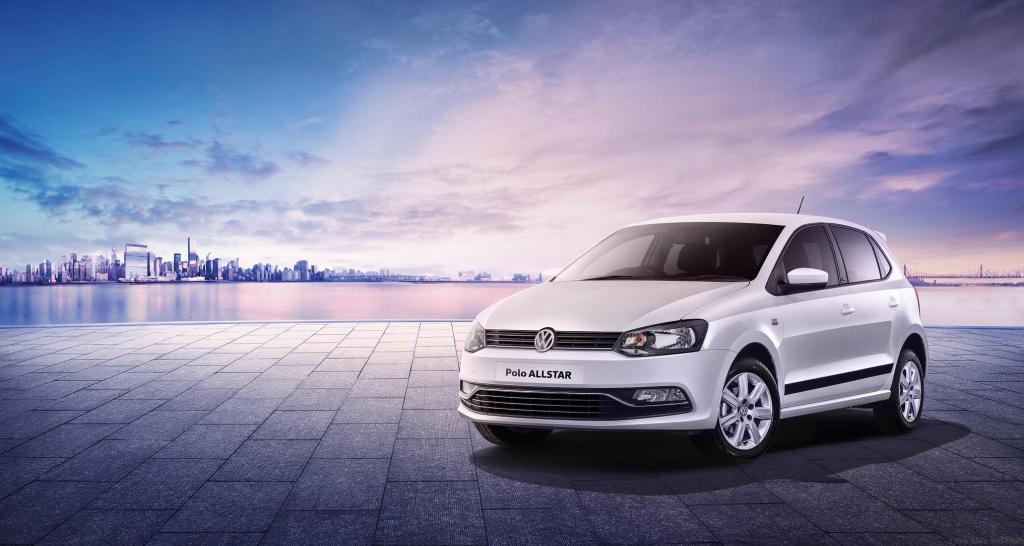 Volkswagen Polo в комплектации Allstar