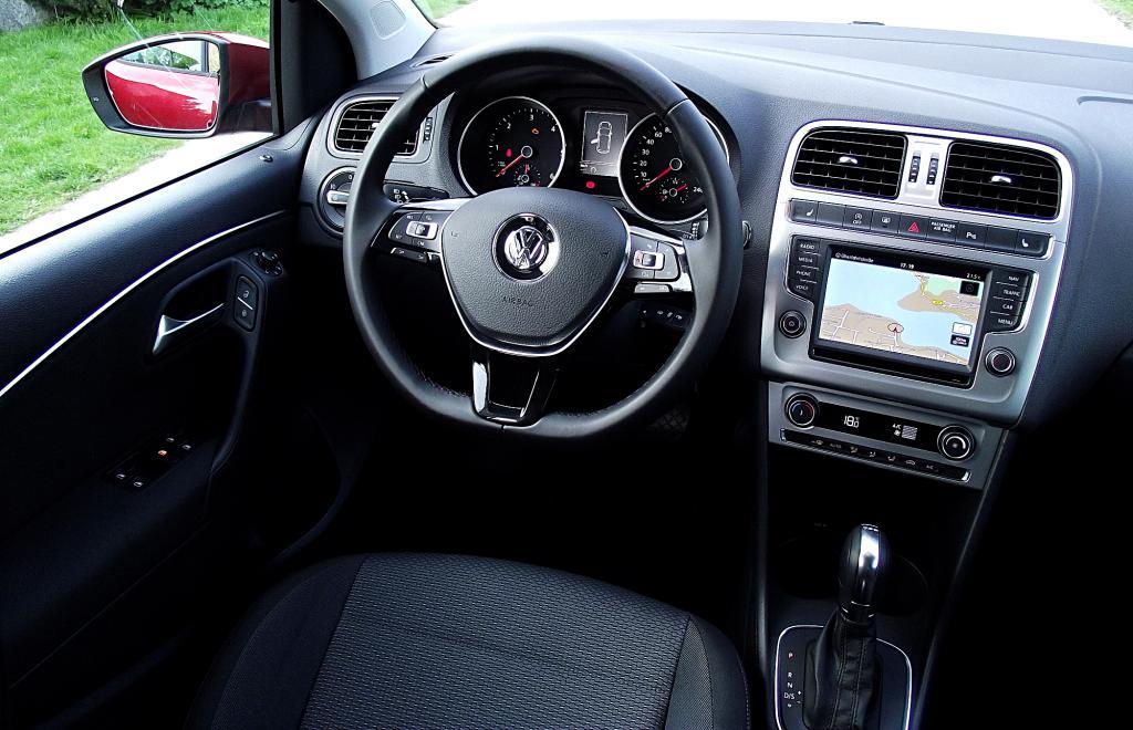Volkswagen Polo в комплектации Highline