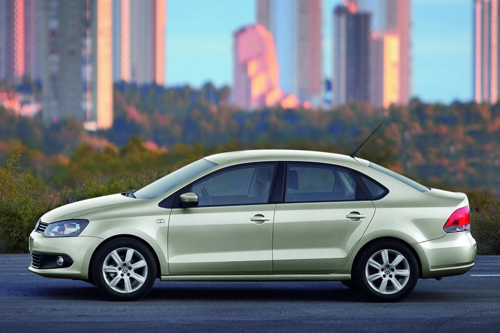 Volkswagen Polo V комплектации