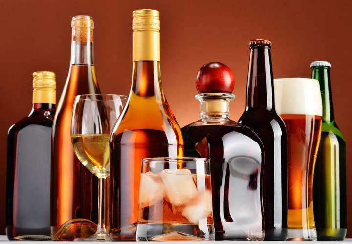 Алкогольное искушение