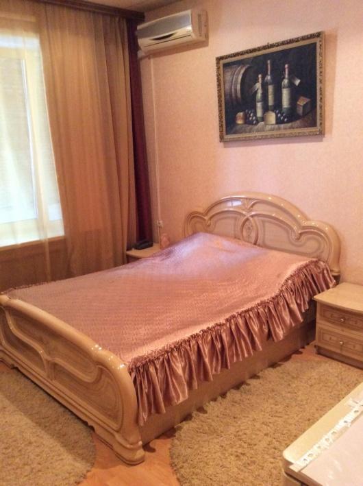 Спальня в одном из номеров