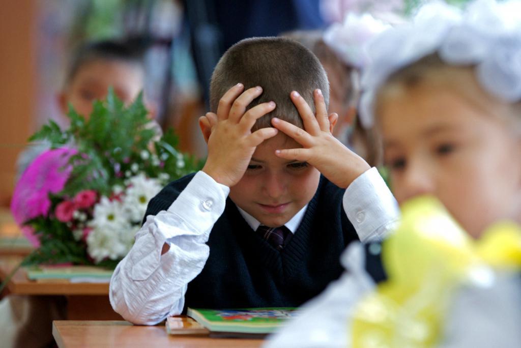 Школьники до 15 лет не могут быть исключены