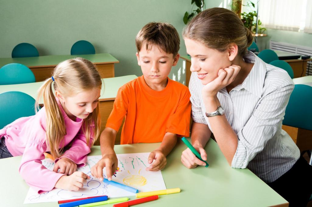 Узнайте, работает ли в школе вашего ребенка штатный психолог