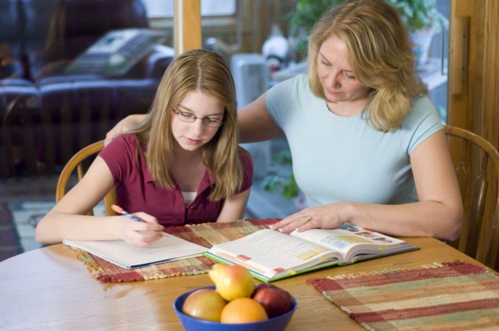 Рассмотрите вариант домашнего обучения ребенка