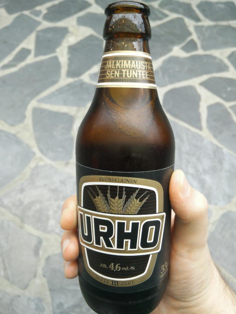 Брендовое пиво