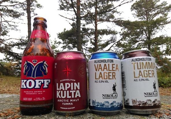 Разнообразие пива