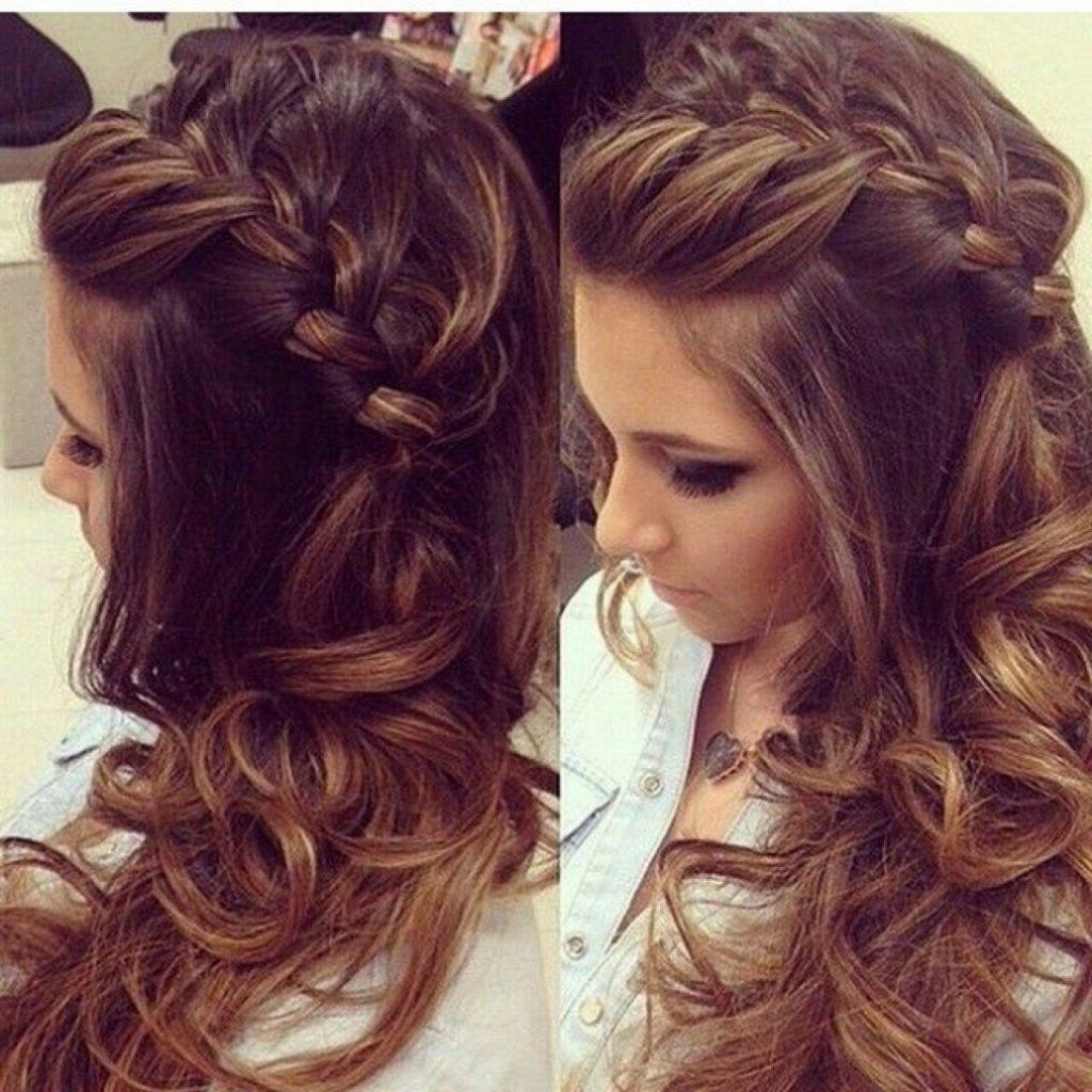 плетение на волосах
