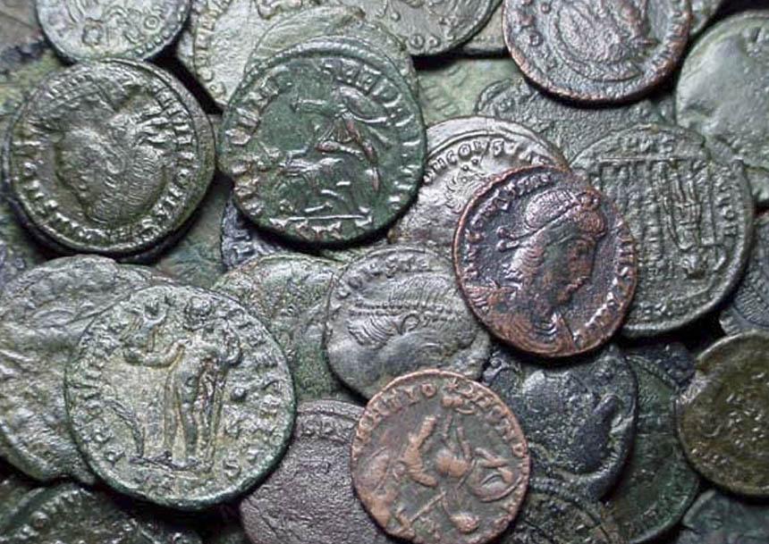 Талисманы Льва: монеты
