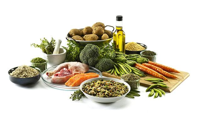 Натуральная пища