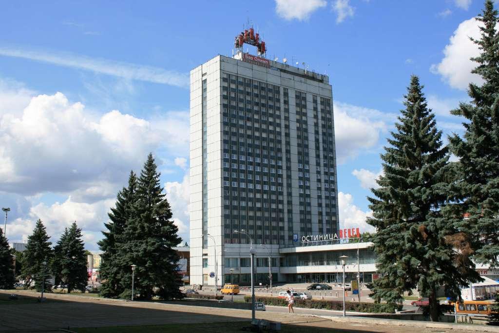 Гостиница Венец, Ульяновск