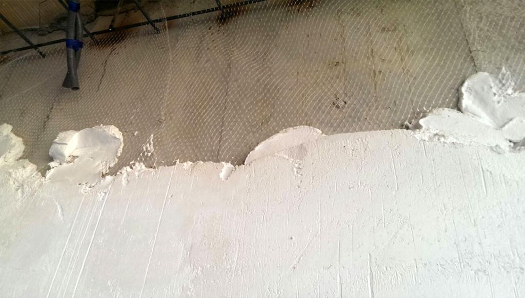 Гипсовая шпаклевка для стен