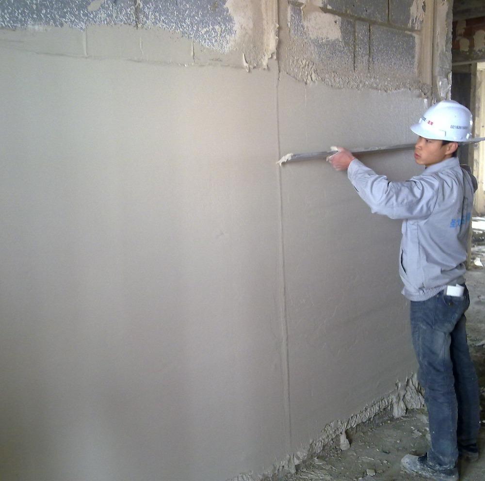 Цементная шпаклевка для стен